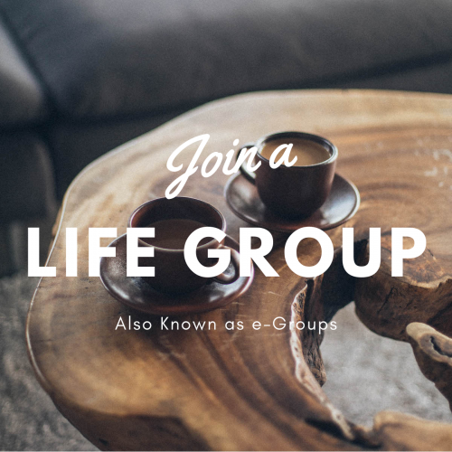 Join  Life Group